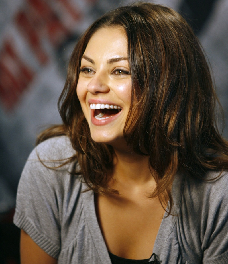 Mila Kunis. How You Know Her: