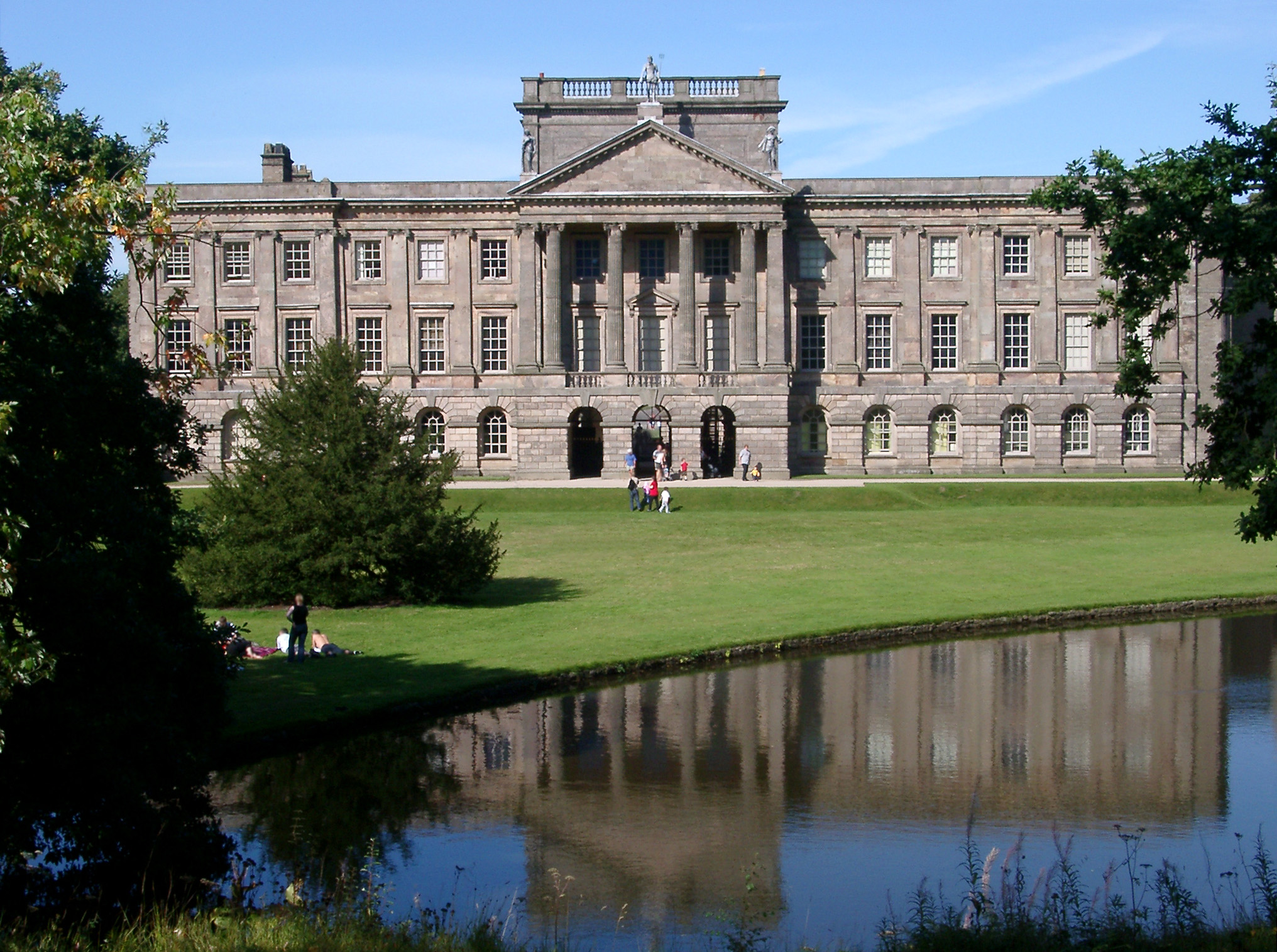 Opinions on lyme park
