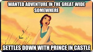 wanted adventure