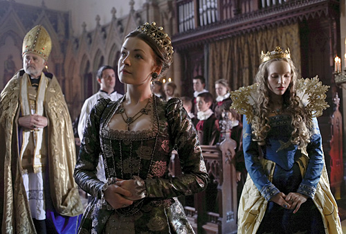 Maude Hirst The Tudors